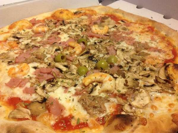 Pizza Da Izan